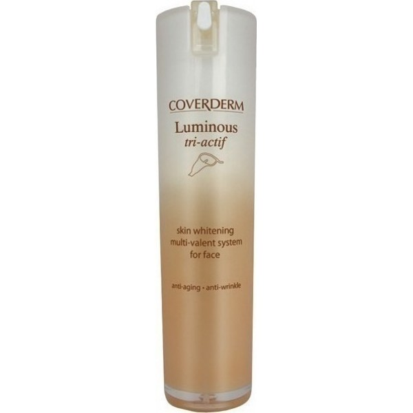 Coverderm Luminous Tri-Actif Night Cream 30ml