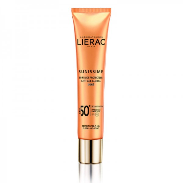 Lierac Sunissime BB Fluid Anti Age Global Golden SPF50 40ml